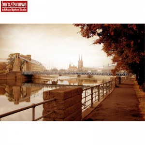 Fototapeta Most - Kolekcja Bursztynowa