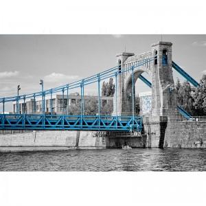 Fototapeta most niebieski