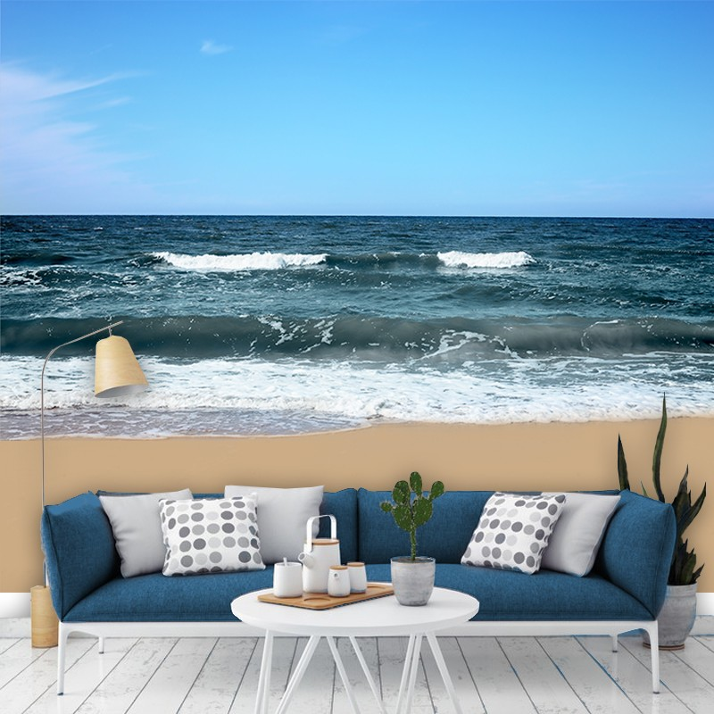 Fototapeta plaża nad morzem Bałtyckim | źródło http://agatonstudio.pl