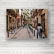 Plakat Barcelona