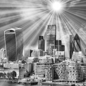 Fototapeta Londyn na wymiar