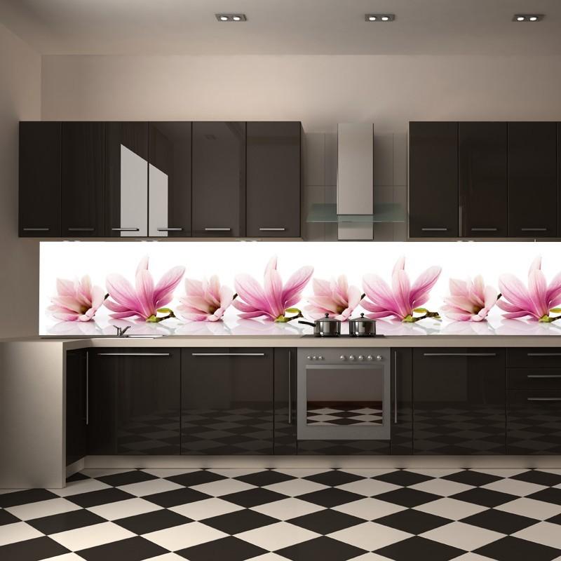 Fototapeta z magnoliami  -> Kuchnie I Tapety