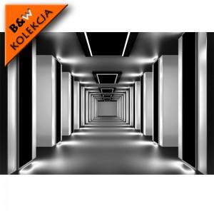 Fototapeta tunel - Kosmiczny wlot
