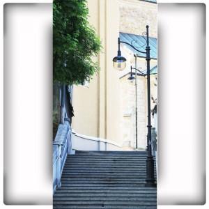 Po schodach