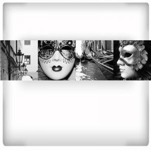 Fototapeta kolaż - zdjęcia Wenecji