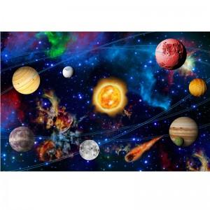 Fototapeta kosmos | planety