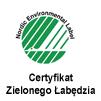 Wydruk fototapet wykonany certyfikowanymi przez Nordic Swan tuszami Lateksowymi