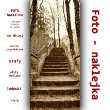Parkowe schody