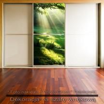 Polana- dekoracja na szafę