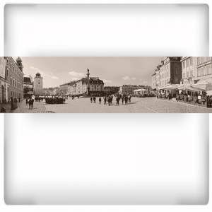 Fototapeta stara Warszawa