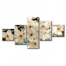 Kwiaty Jabłoni - obraz z wielu części nr 2910
