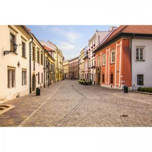 Fototapeta Kraków uliczka