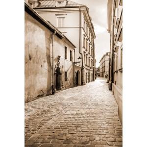 Fototapeta Kamieniczki Kraków