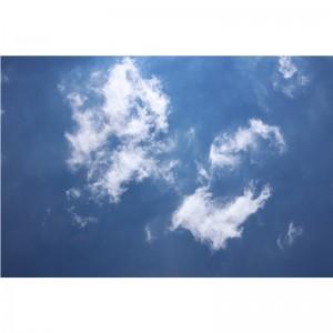 Fototapeta dwie chmury
