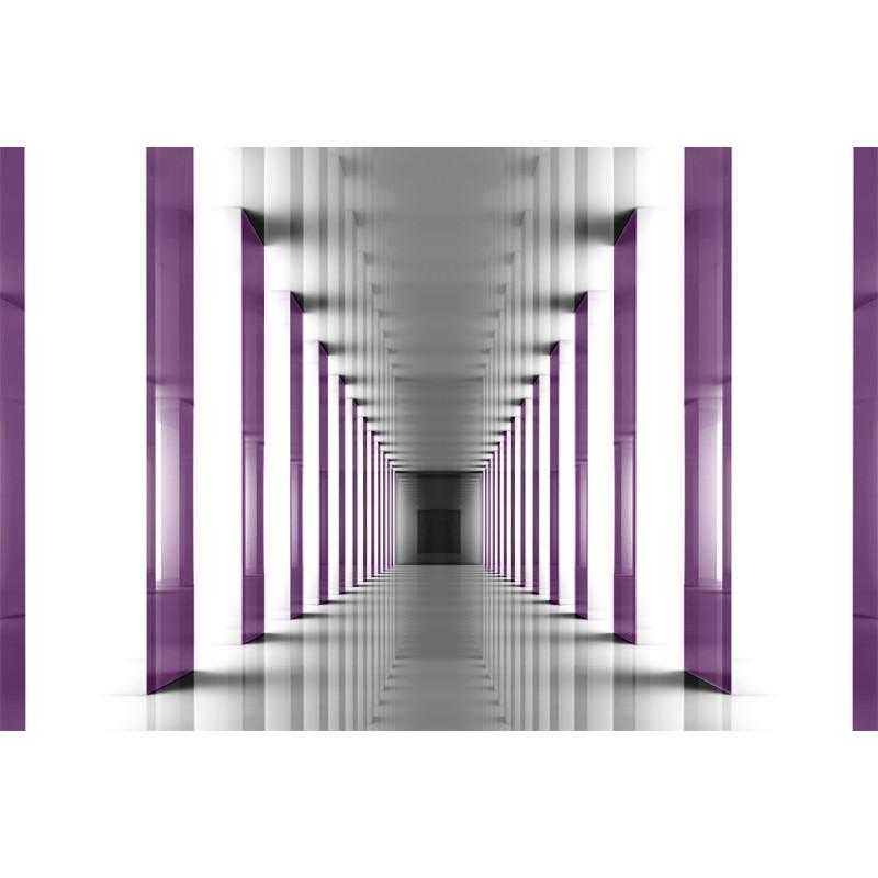 Fototapeta tunel do salonu