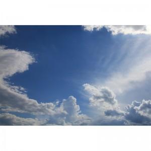Fototapeta chmury na sufit