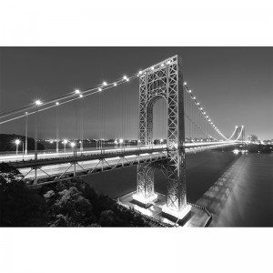 Fototapeta George Washington Bridge w New York