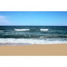 Fototapeta zejście do morza