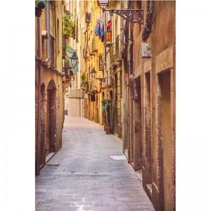 Fototapeta Hiszpańska uliczka