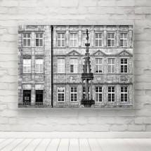 Plakat pręgierz wrocławski