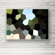 Plakat mozaika