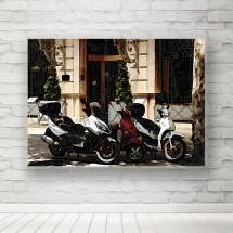 Plakat skuter