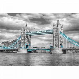 Czarno biały Londyn