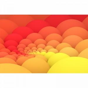 Fototapeta kolorowe kulki