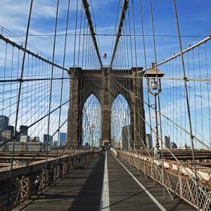 Fototapet brookliński most