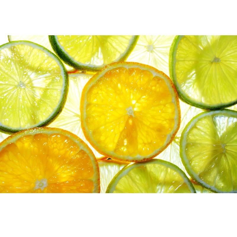 Fototapeta plasterki owoców