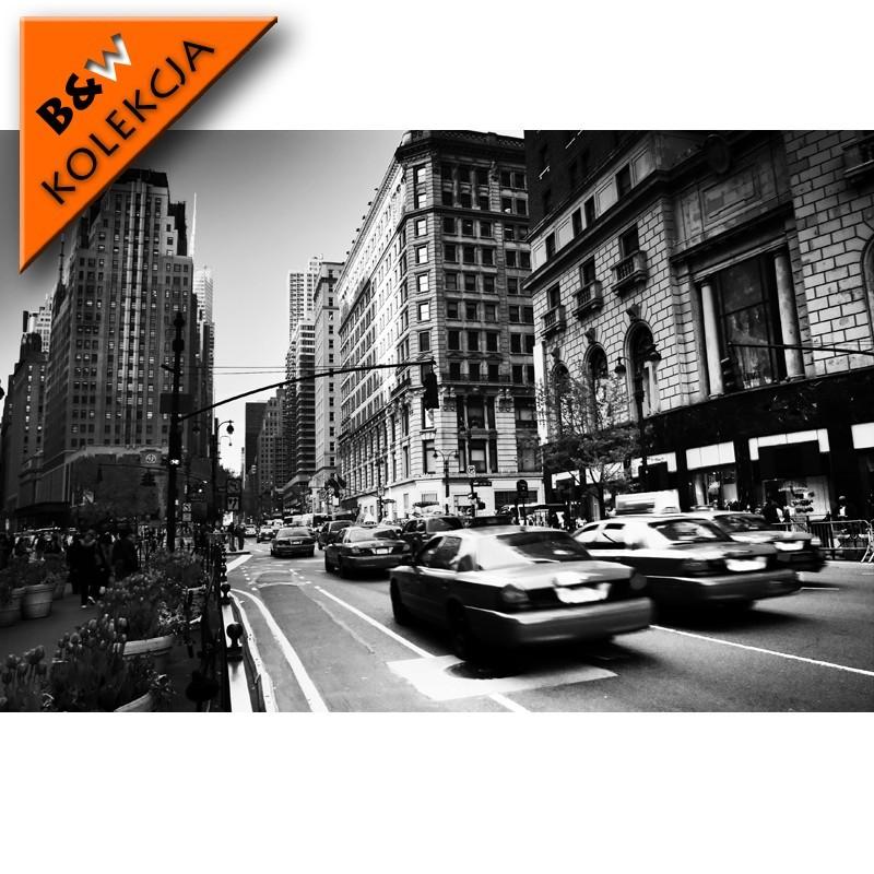 Fototapeta ulica NY