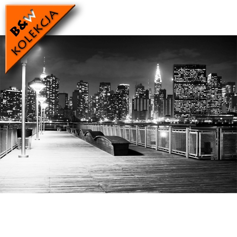 Fototapeta molo New York