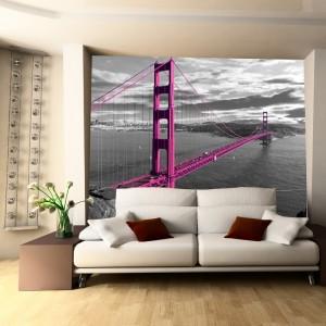 fototapety z mostem