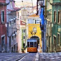 Fototapeta uliczka Barcelona