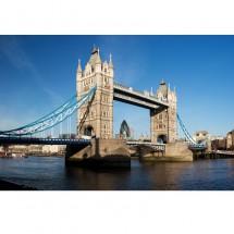 Fototapeta londyński most zwodzony