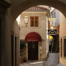 Kawiarniana uliczka