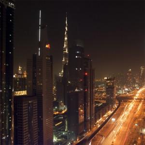 Miejskie wieżowce