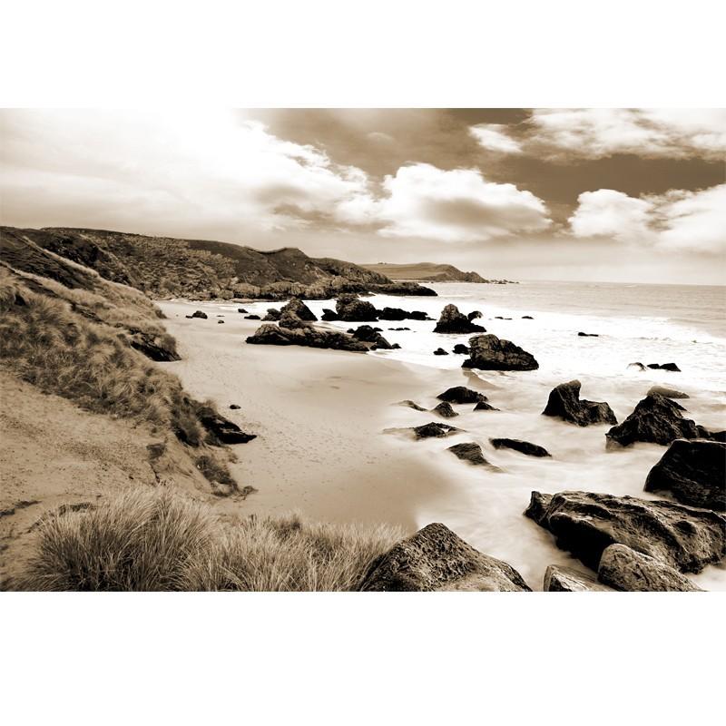 Kamienna plaża