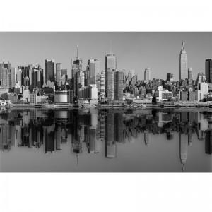 Fototapeta Czarno Biały Manhattan