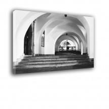 Nowoczesna dekoracja w formie obrazu ściennego Arkady nr 2117
