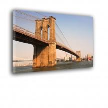 Ozdoba ściany w formie obrazu Brooklyn most nr 2124