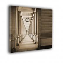 Ozdoba ściany w formie obrazu - kolumnada nr 2178