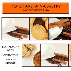 Ciasteczka - fototapeta kuchenna