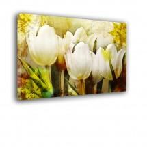 Obrazy vintage kwiaty