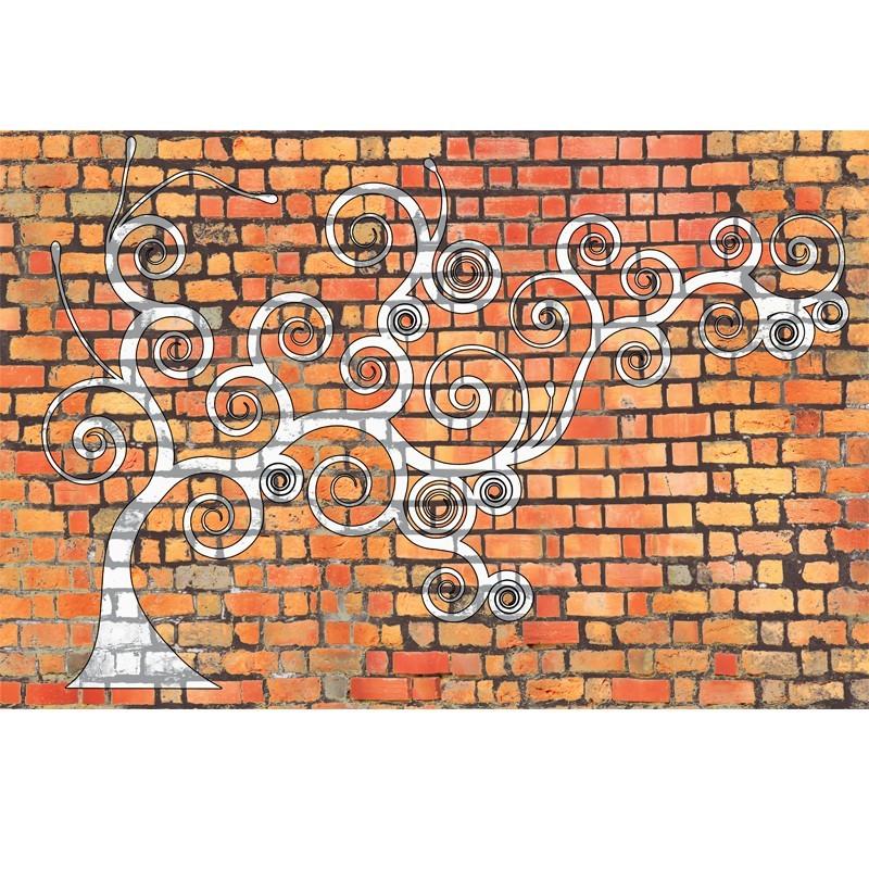 Ceglany ornament