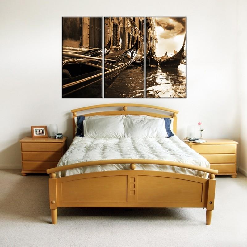 Obraz Wenecja na ścianę do sypialni