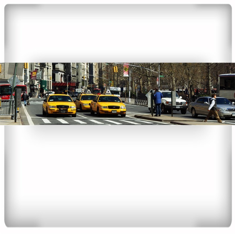 Żółte taksówki