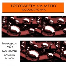 Fototapeta abstrakcja na metry - bąble