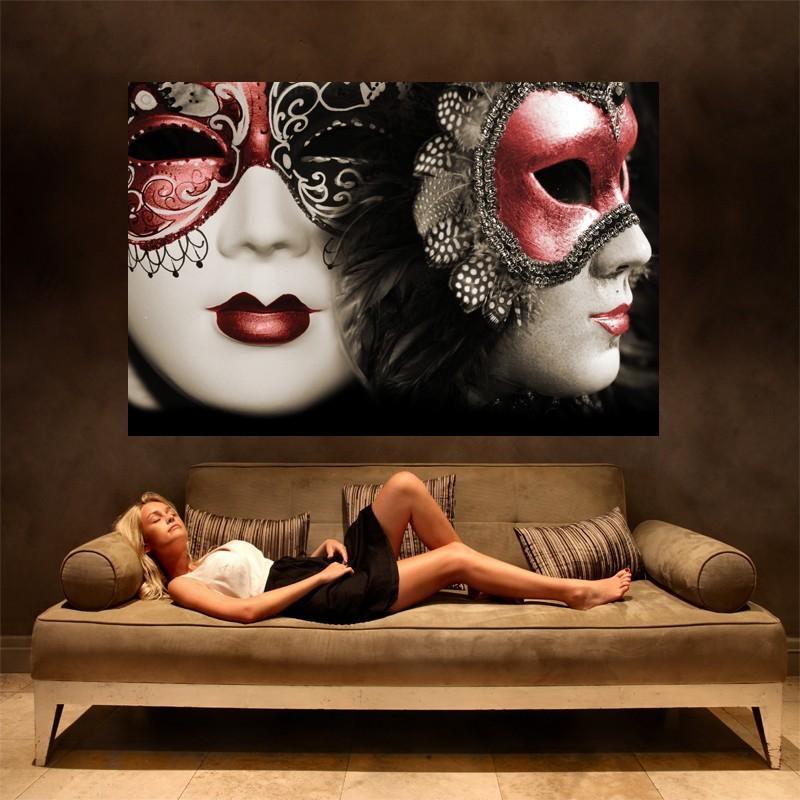Fototapeta Wenecja Karnawał na ścianę salonu