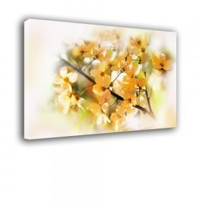 Obraz kwiat jabłoni nr 2538